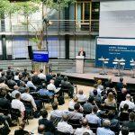 Die mFUND-Konferenz 2017 im Berliner Allianz Forum.