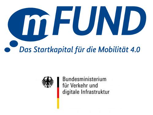 Gefördert durch mFUND des Bundesministeriums für Verkehr und Digitale Infrastruktur